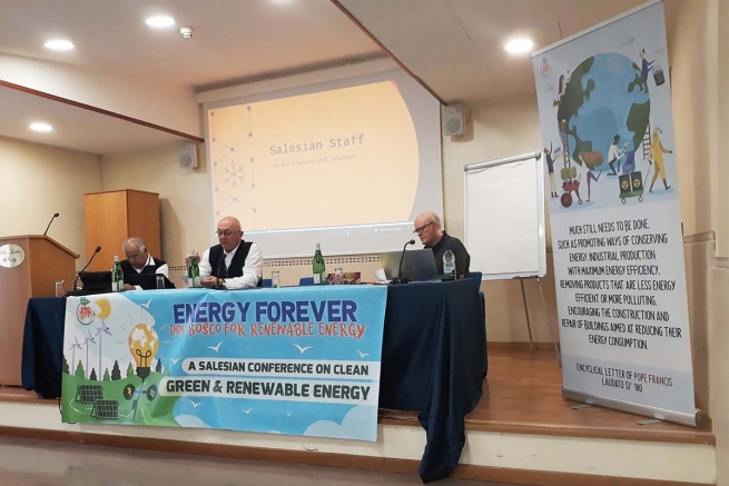 "RMG – ""Energy Forever"". Salesian institutions discuss green, clean and renewable energy"