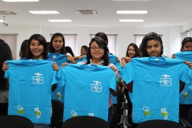 "El Salvador - ""Science Girl Camp"" inaugurated: an alliance between Don Bosco University and USAID"