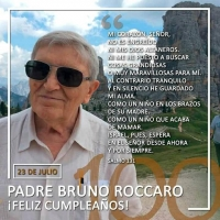 Cuba – 100 years for Salesian Bruno Roccaro