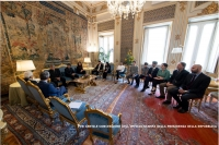 """Italia – """"Quello che fate è molto prezioso"""". Il Presidente Matterella incoraggia i responsabili del """"Borgo Ragazzi Don Bosco"""""""