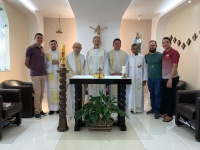 Brazil – Extraordinary Visit marked by moments of faith and sharing