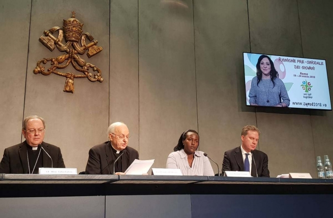 Vatican - #Synod2018, pre-Synodal meeting: all young people are invited to participate through social networks