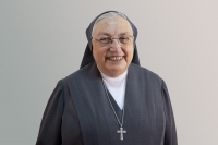 Italy - Honor for Mother Yvonne Reungoat