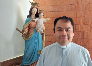 RMG – Fr Líder Justiniano Flores appointed Provincial of Bolivia