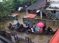 India - La peggior stagione monsonica del secolo: 370 morti a Kerala