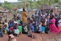 """Uganda – Fr Arasu: """"COVID-19 robbed refugees of the little that they had"""""""