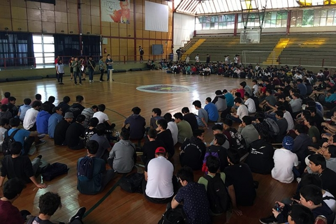 Chile – Young Salesians dream for Chile: Salesian students and works reflect on social explosion