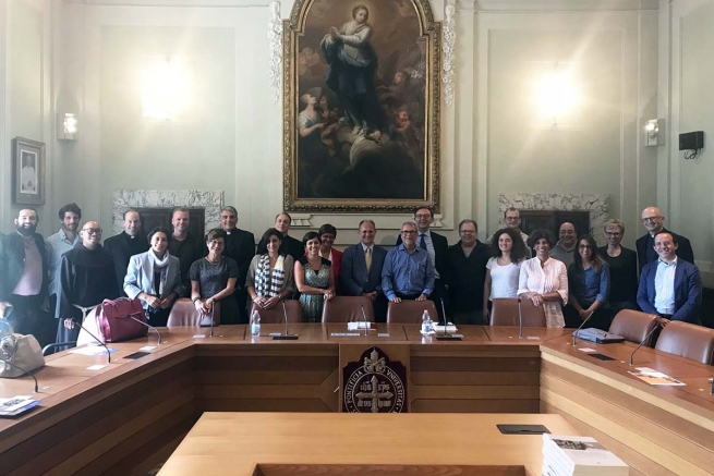 Italy – Meeting of Directors of Communication of ecclesiastical institutions