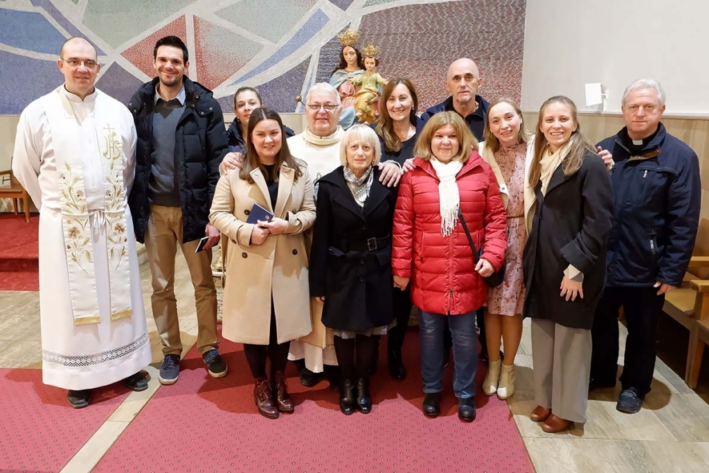 Croatia - Seven new Salesian Cooperators
