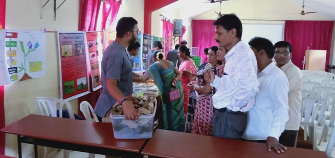 "Inde - Le ""Don Bosco College of Agriculture"" organise une exposition agricole"