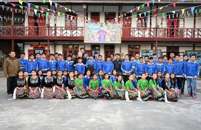 "Myanmar – ""Opera Don Bosco Foundation"" offers young an opportunity for redemption"
