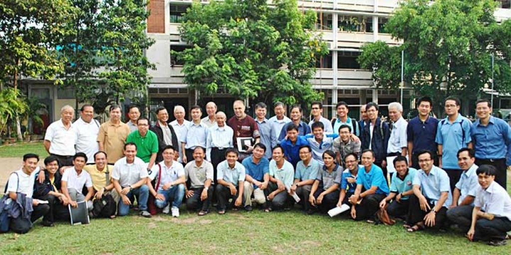 Vietnam - Provincial Meeting of Salesian Brothers