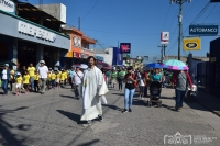 Guatemala – Salesian mission of San Benito Petén help caravan of migrants