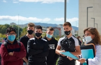 Spain – Salesian schools start lessons with enthusiasm and in compliance with safety measures