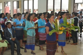 "East Timor – ""Mary calls Us"": 218 new ADMA members from 35 groups"