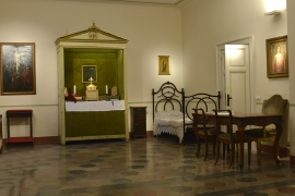 "The ""Camerette"" of Don Bosco in Rome"