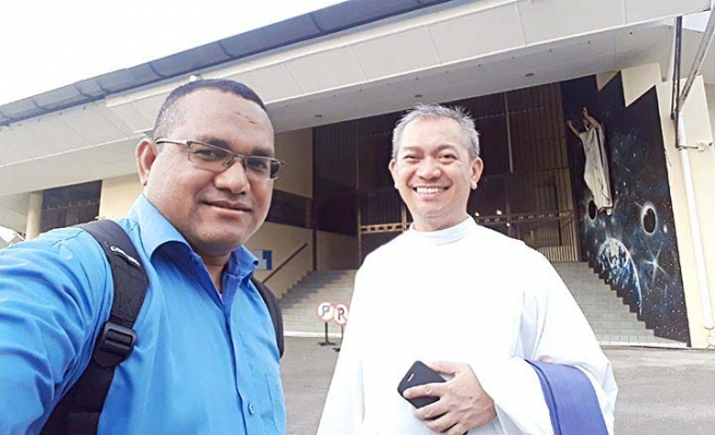 Malaysia - Living the Advent on the frontiers of the mission