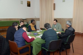 "Italy - Rector Major to IUS: ""The right direction is much more important than speed"""