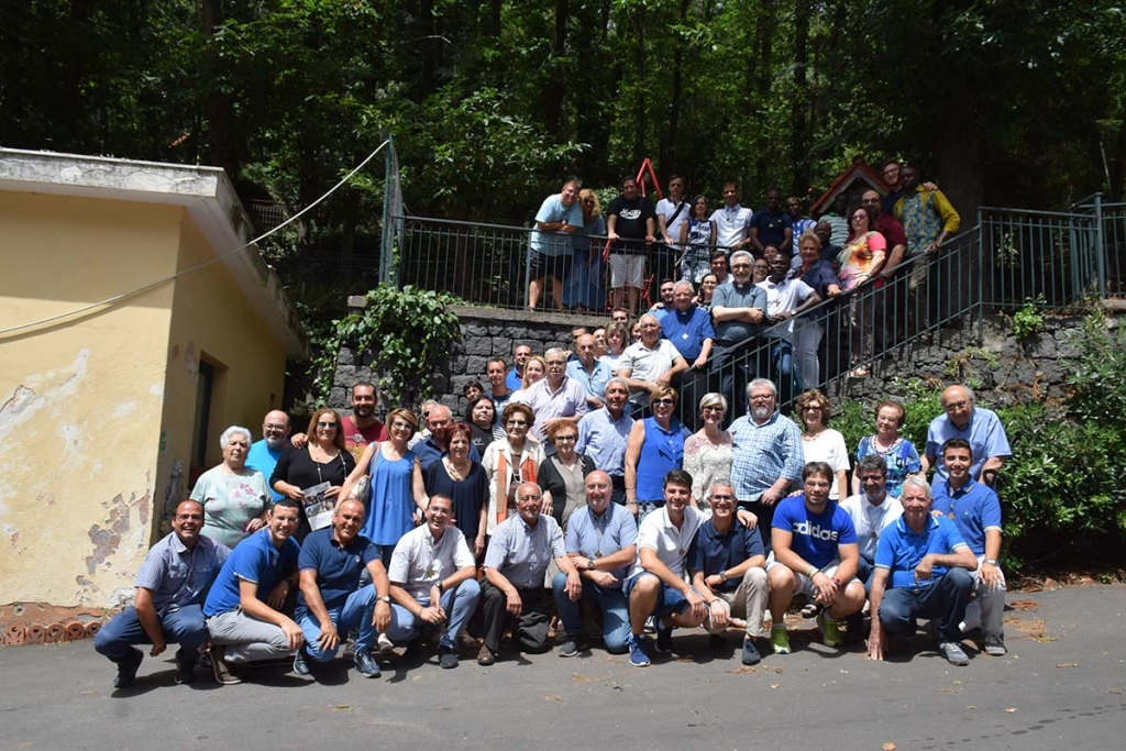 Italy - Meeting of Salesian parents of Don Bosco