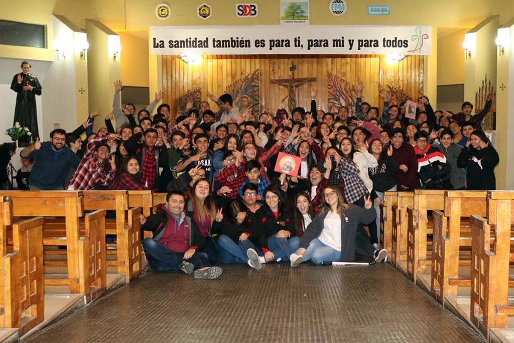 Chile - Bosco Camp for over 100 young people