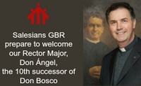 RMG – Rector Major's Visit to Great Britain