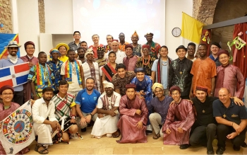 Italy - 150th Salesian Missionary Expedition: Don Bosco's dream continues