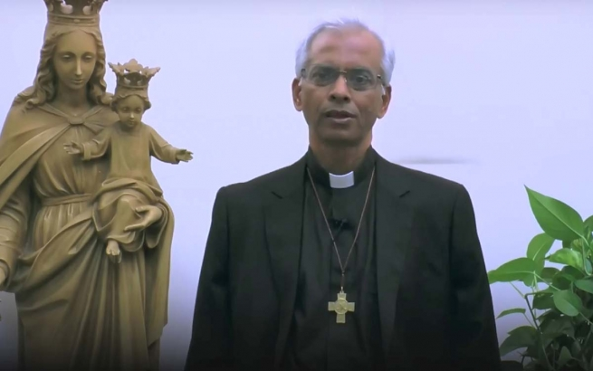 "India - Fr Tom's thanks: ""You have purchased freedom for me from the Lord"""