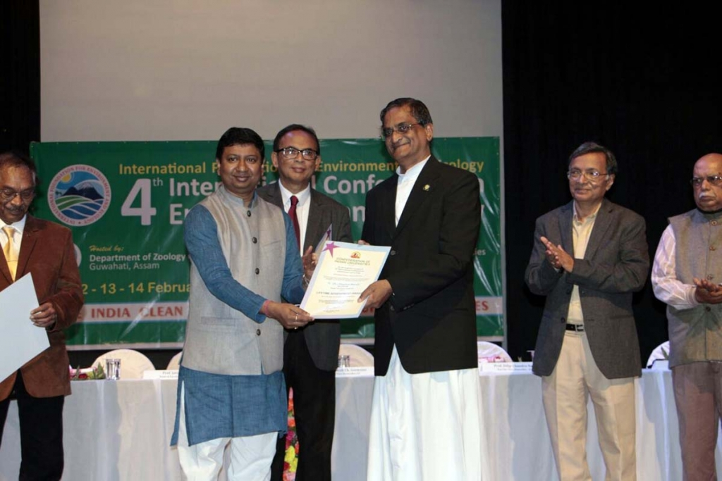 India - Career Award for Fr Stephen Mavely, SDB