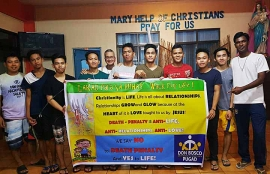 Philippines – Don Bosco Pugad: with the Young and for the Young