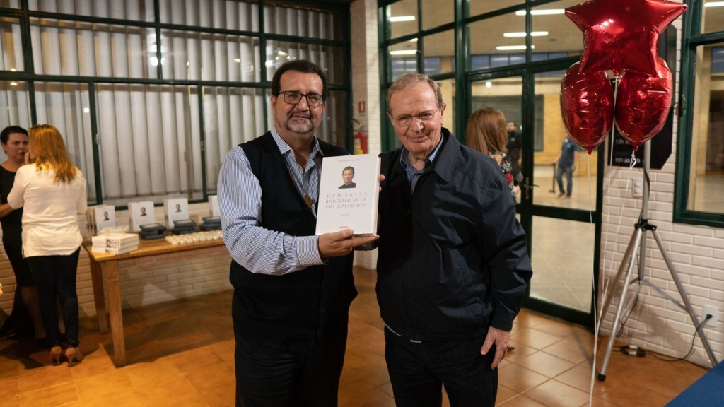 Brazil - Volume 2 of Don Bosco's Biographical Memories in Portuguese published