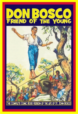 Don Bosco: Friend of the Young comic book