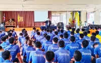 Thailandia – Salesian Cooperators' advice to young people in conflict with the law