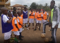 Equatorial Guinea – Study, sport and joy in Real Madrid sports school