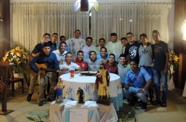 Venezuela - In the midst of violence and death, a light of hope and happiness for 14 Salesian Prenovices