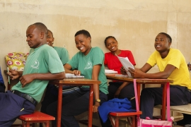 Tanzania - The story of Grace and the path to a better future for girls